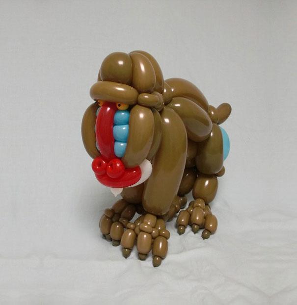 Balloon Balloon Baboon