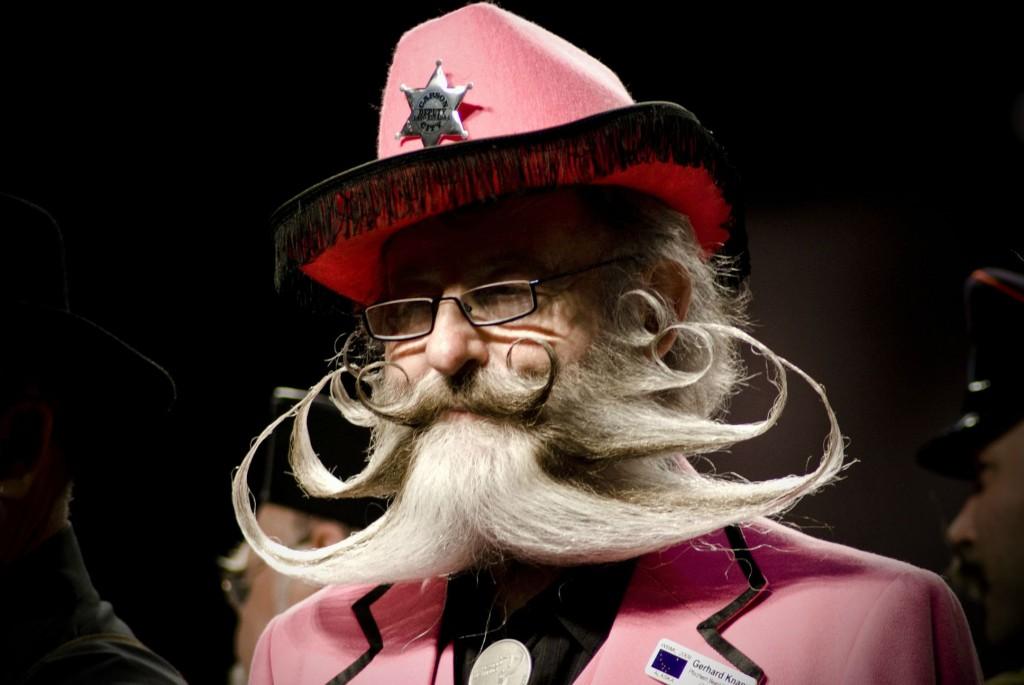 Etymology Beard Word Origin winner