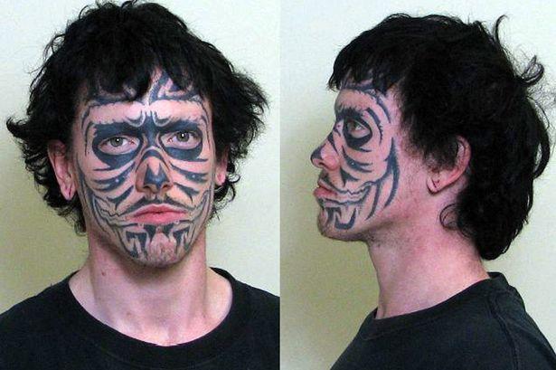 Tiger Horse Tattoo Tattoo Tiger Face Skull