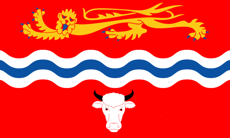Best Flags Counties - Hereforshire