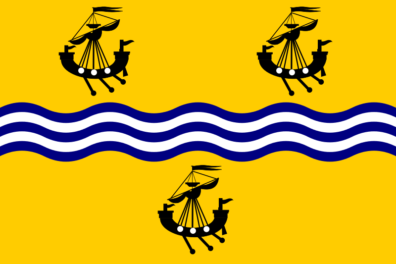 Best Flags Counties - Outer Hebrides