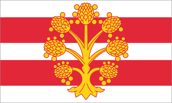 Best Flags Counties - Westmorland