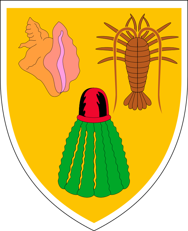 Coat of arms - Turks_and_Caicos_Islands