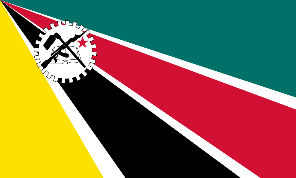 Flag - Mozambique - 75-83