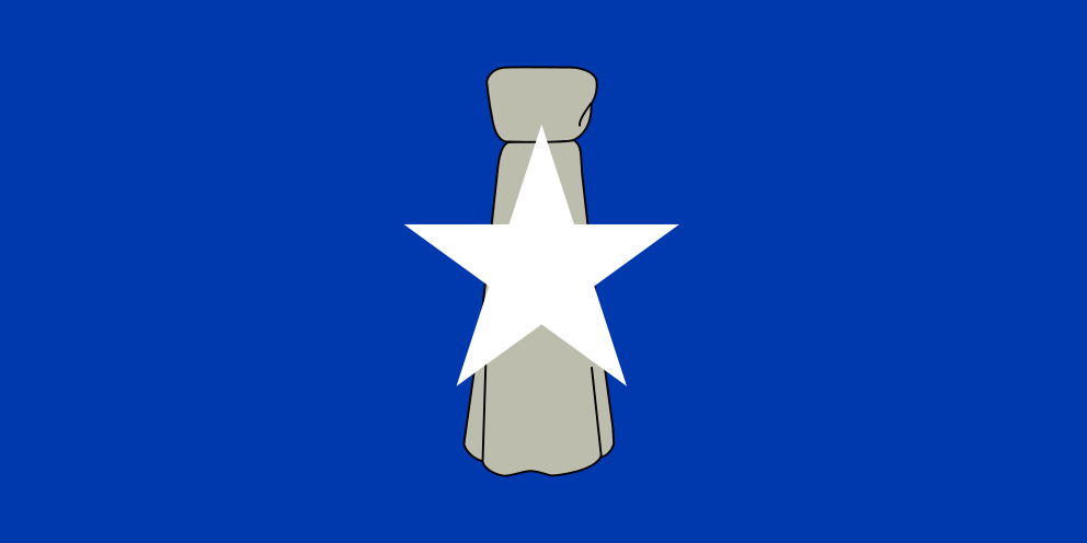Flag - Northern Mariana Islands - 1972