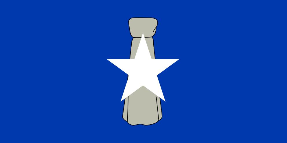 Flag - Northern Mariana Islands - 1972