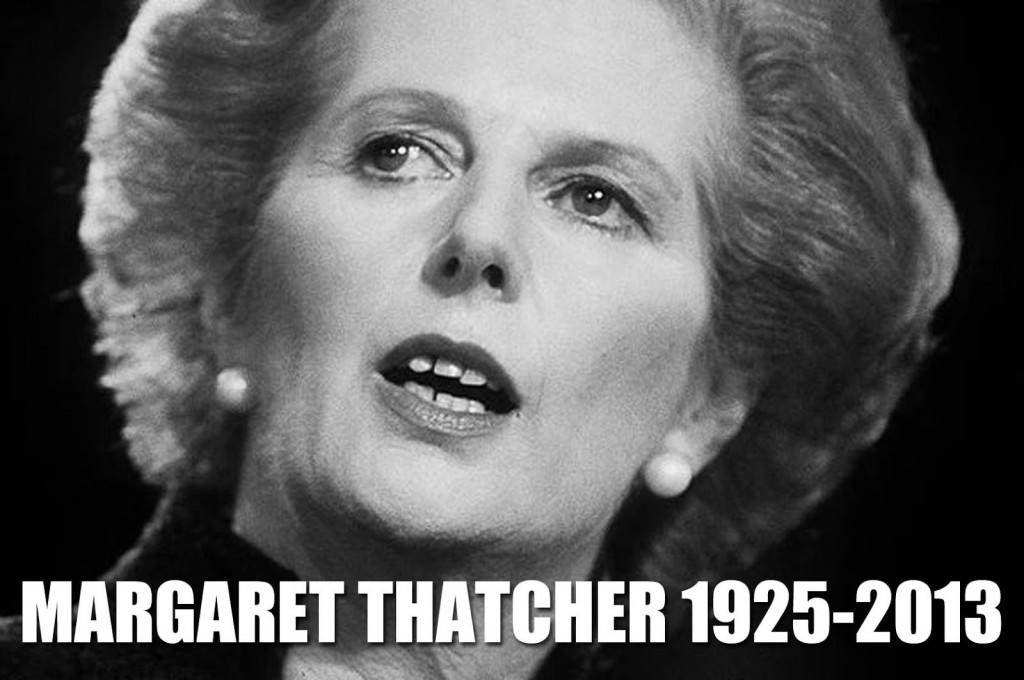 Margaret Thatcher - Marvellous Maggie