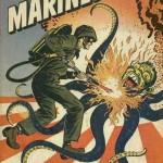 America Squid Murder Poster Propoganda