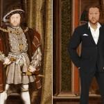 Modern Day Makeover - Henry VIII