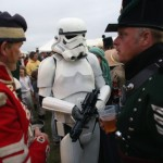 English Heritage History Live 2013 – Incongruous Photos