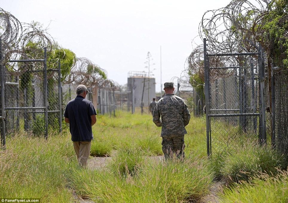 Guantanamo Bay - Border Patrol