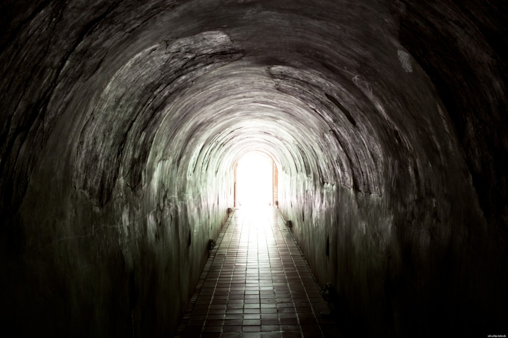 Near Death Experience - science theory