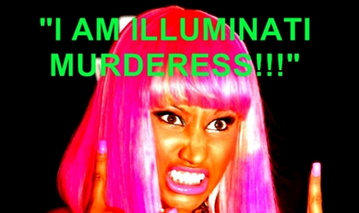 Nicki-Minaj-Is-Illuminati-Satanic-Murderer