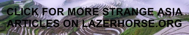 MORE STUFF FROM ASIA ON LAZERHORSE.ORG