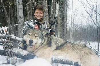 Picture Of Biggest Wolf