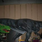 Who Wants To Buy Some Life Size Dinosaur Models?