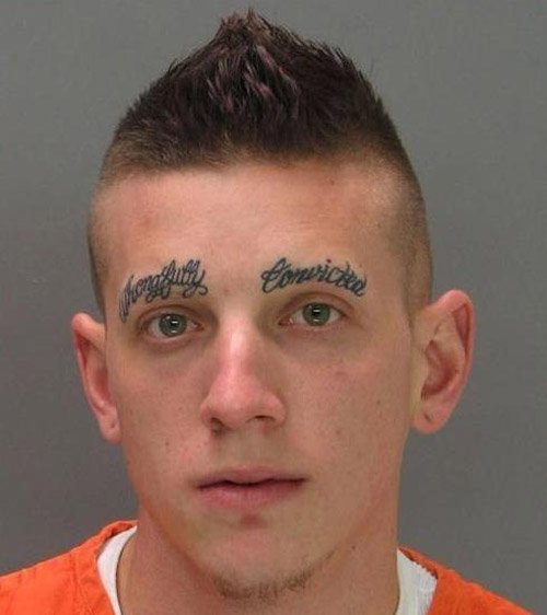 Awful Terrible Eyebrows - boy