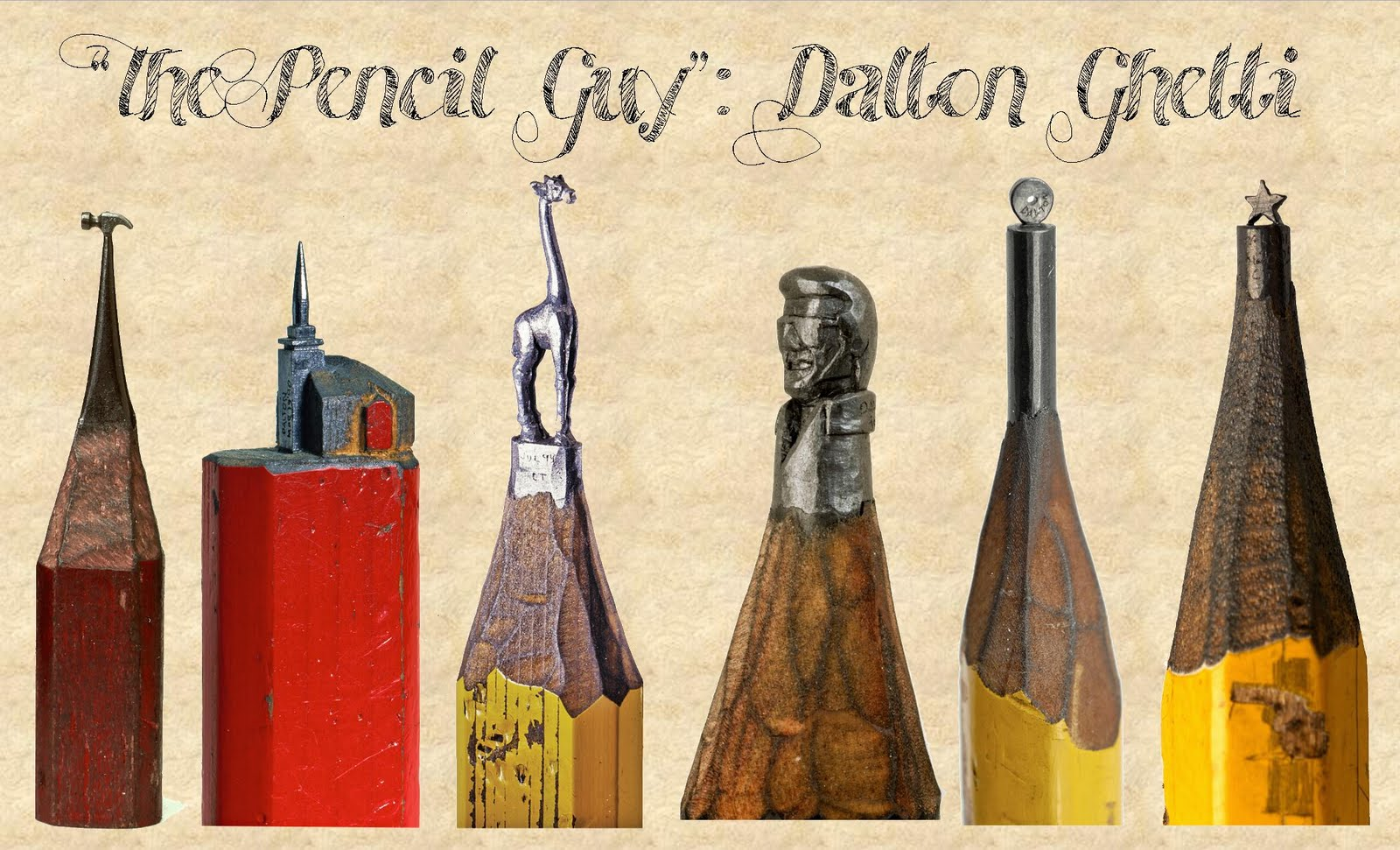 Dalton-Ghetti pencil art