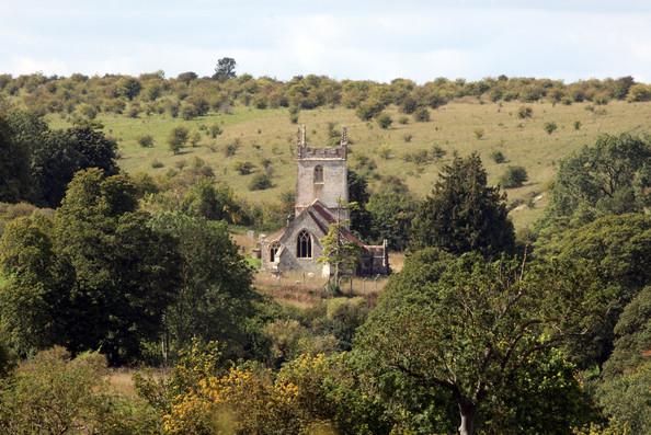 Imber - Abandoned Village Church