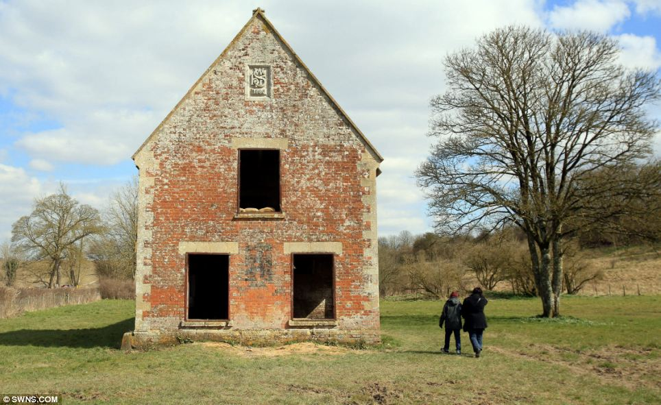 Imber - Abandoned Village Wiltshire today