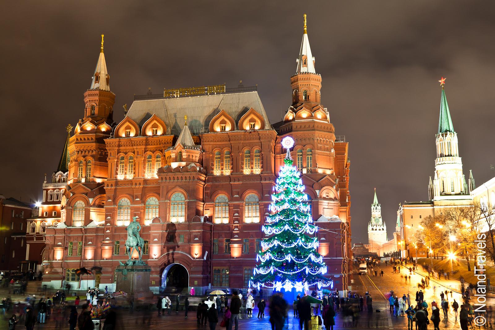 Christmas-Moscow 2