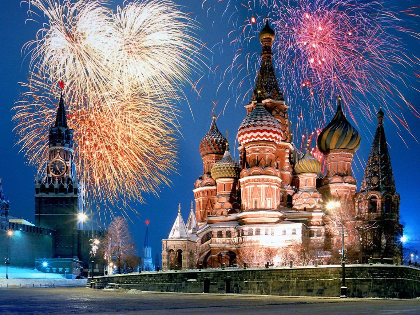 Christmas-Moscow