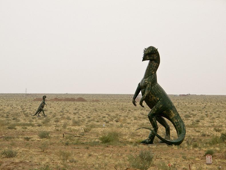 Dinosaur Fairyland Models