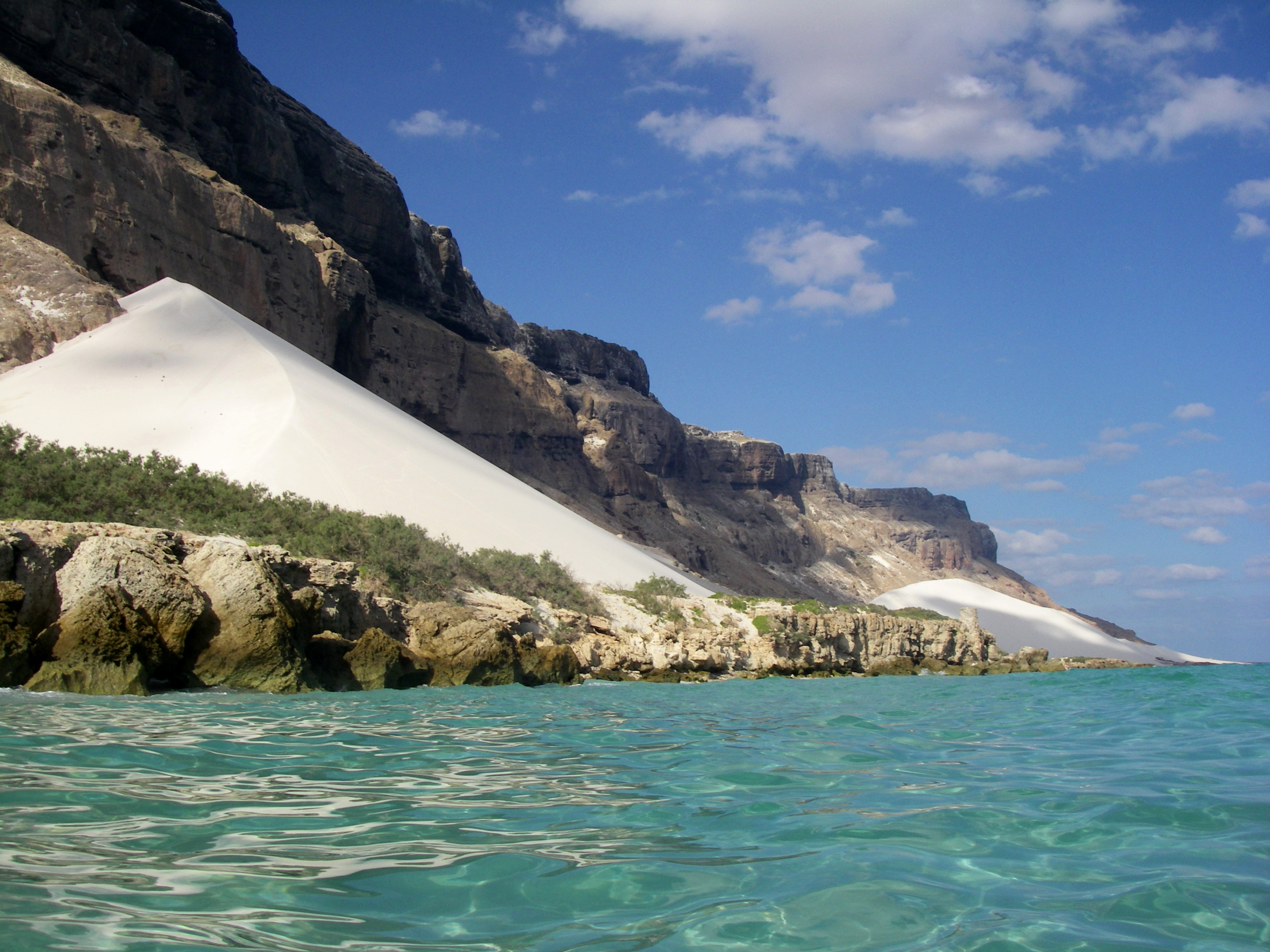 socotra - Arher Dunes