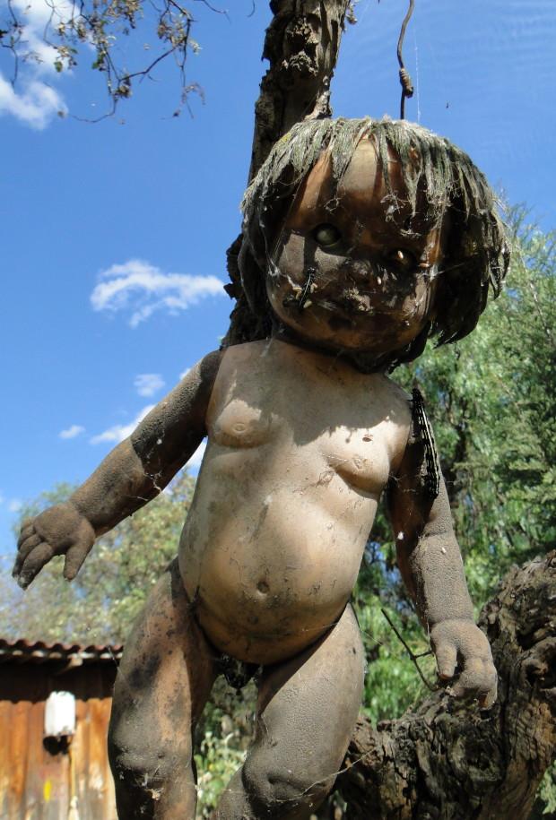 La isla de la Muñecas - Doll Island - creepy