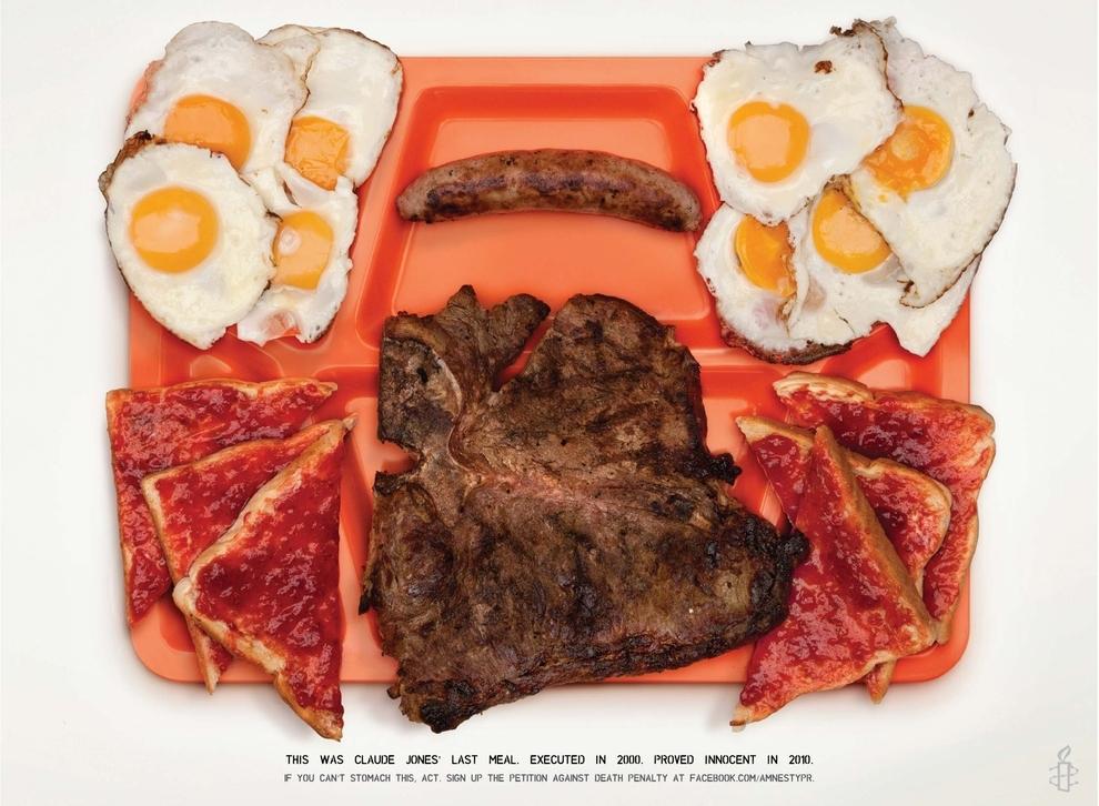 Last Meals - Execution - Claude Howard Jones