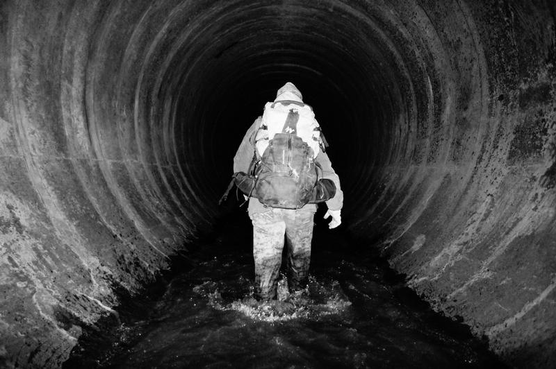 Epiphany Bathing Russia Moscow Underground journey
