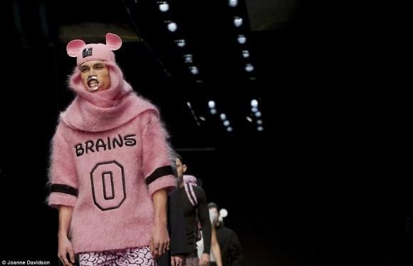 Illuminati Symbols - Fashion Week