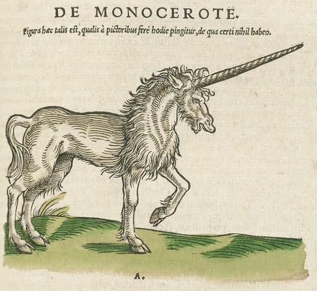 Medieval Monsters - Conrad Gesner's Historiae animalium