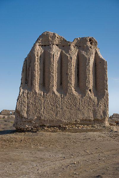 Merv Turkmenistan - Walls 3