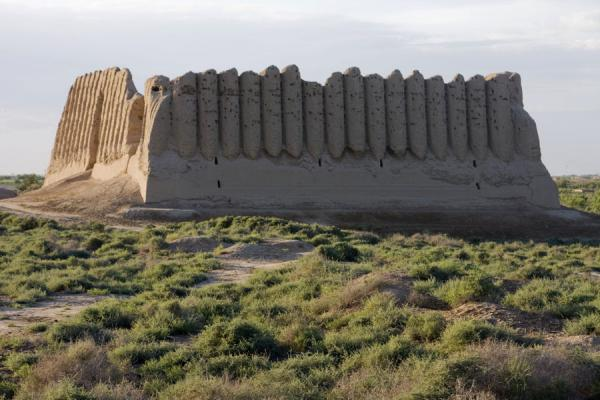 Merv Turkmenistan - Walls
