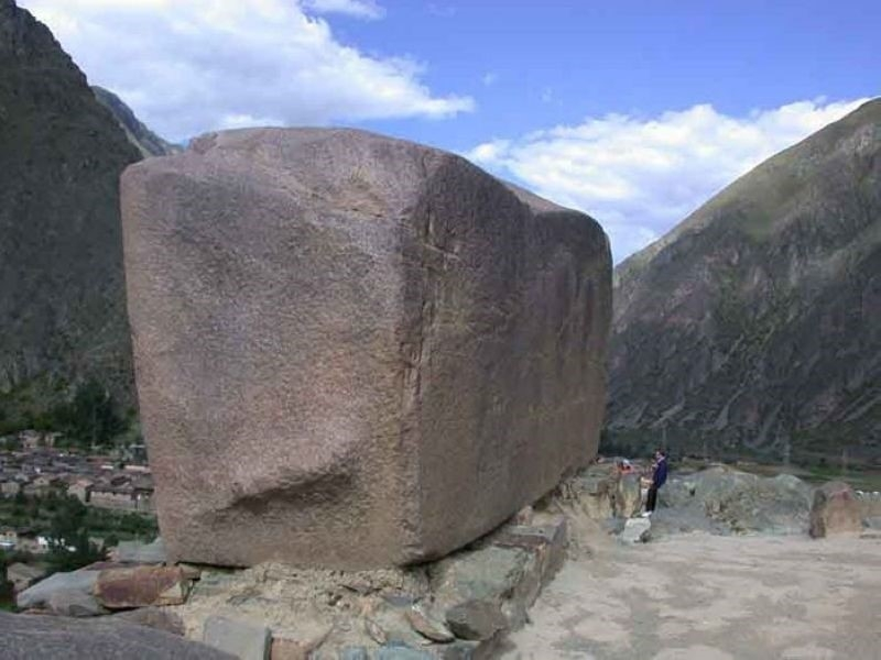 Russian Stonehenge Megalith - huge block