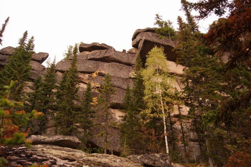 Russian Stonehenge Megalith - pancake