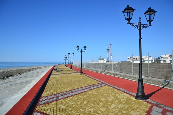 Sochi After Olympics 2014 - quite nice