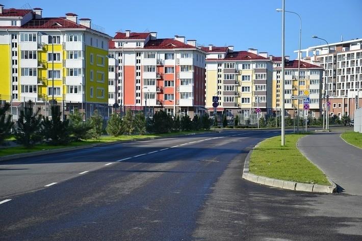 Sochi After Olympics 2014 - street