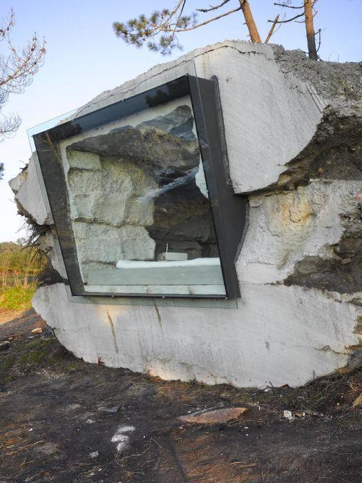 Stone House - Spanish - Rock - Outside closer