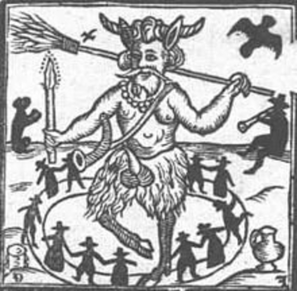 Baphomet -Robin Goodfellow - His Mad Pranks and Merry Jests (1629)