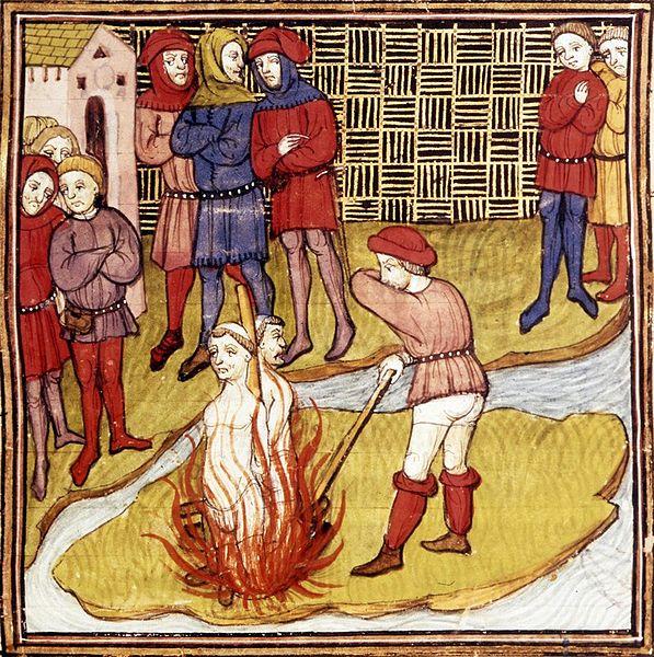 Baphomet - Templars Burned