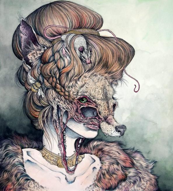 Dyer Baizley - Caitlin-Hackett