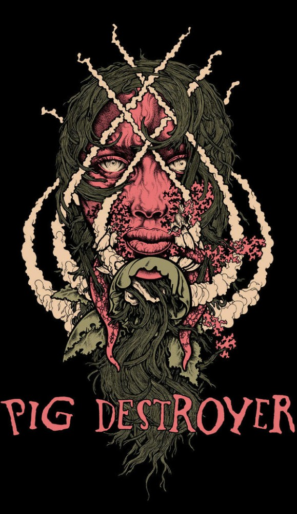 Dyer Baizley - Pig Destroyer