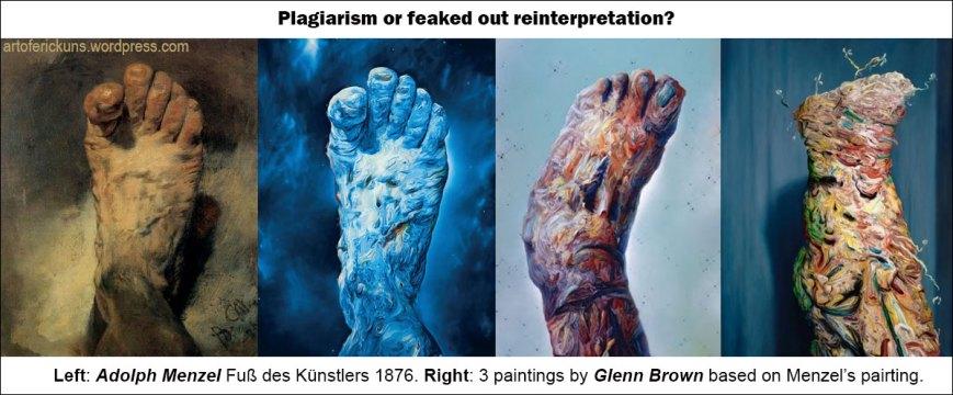 Glenn-Brown- Plagiarism