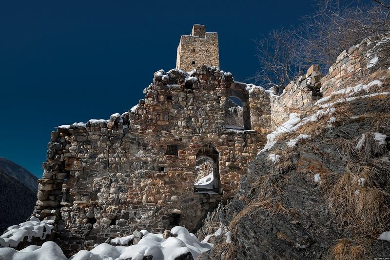 Ingushetia Watch Towers Russia demolition