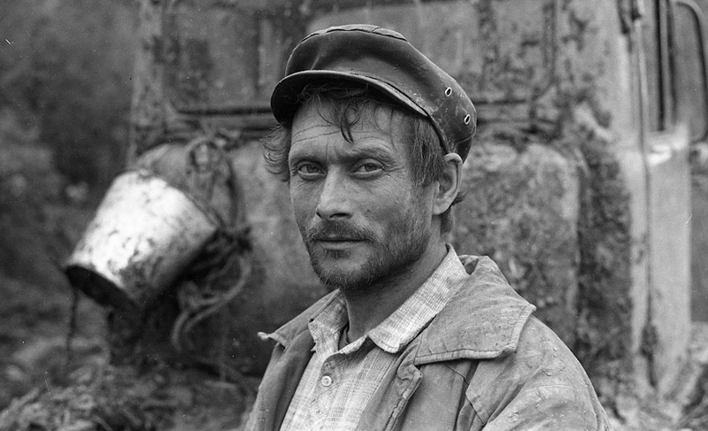 Vladimir Vorobjev - Russia Photography - 80s - worker