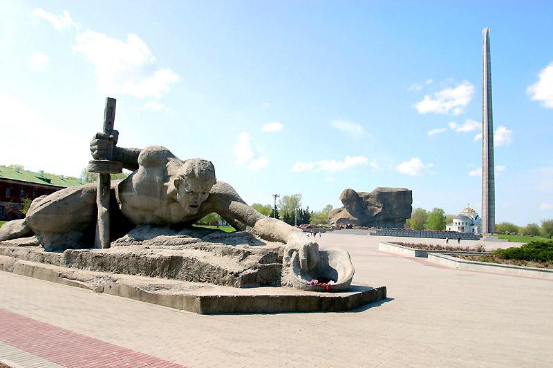 Belarus Statues - Brest Fortress