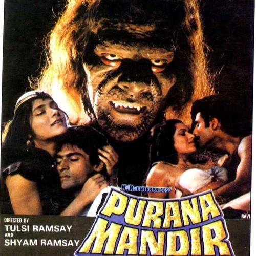 Bollywood Horror - Poster - Puran Mandir