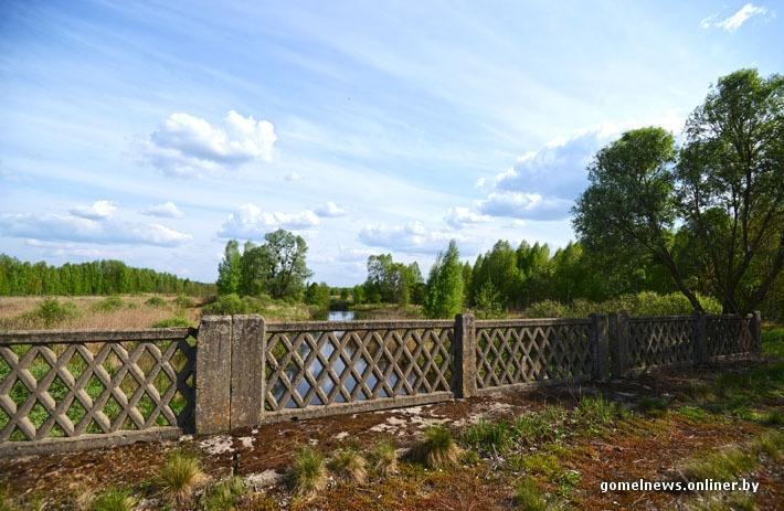Chernobyl Belarus - Radunitsa - Bridge